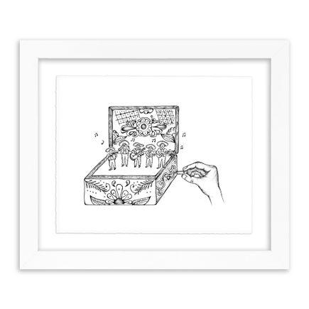 Melissa Villaseñor Art Print - Songbox