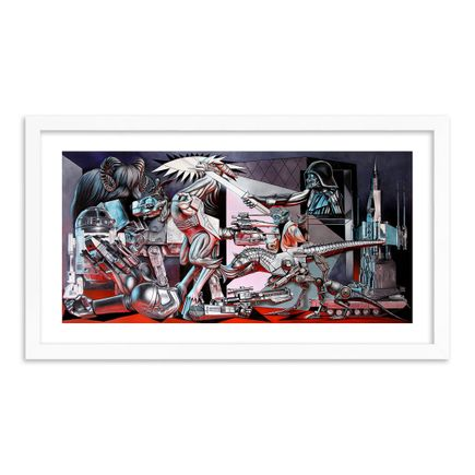 Ron English Art Print - Star Wars Guernica