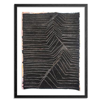 Ron Zakrin Original Art - Anomoly II