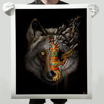 Sonny Art Print - Lohan - Limited Edition Prints