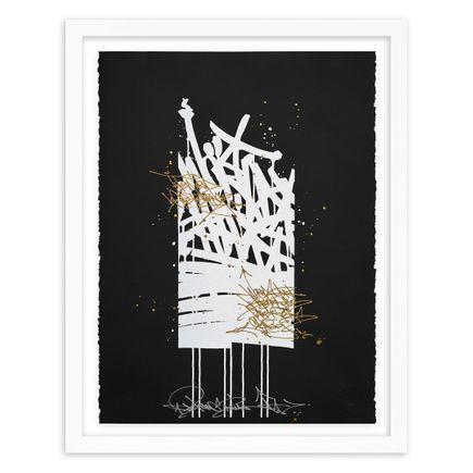 Bisco Smith Art Print - World Shift - Hand-Embellished Edition - 06
