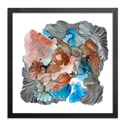 Brandon Boyd Art Print - Remnants VI - Limited Edition Prints