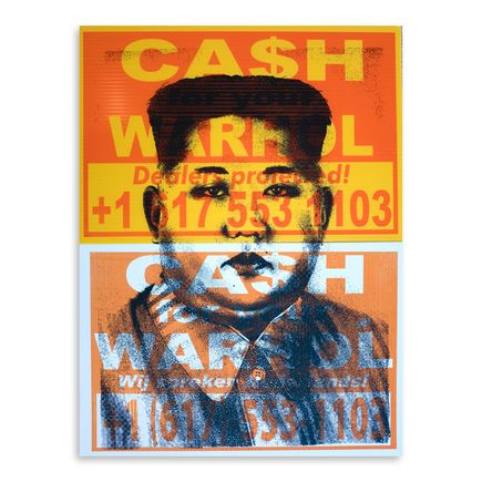 Cash For Your Warhol Art Print - CFYW x Kim.06