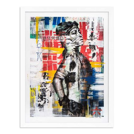 Eddie Colla Art Print - 6 of 40 - Without Excuse - Hand-Embellished Edition
