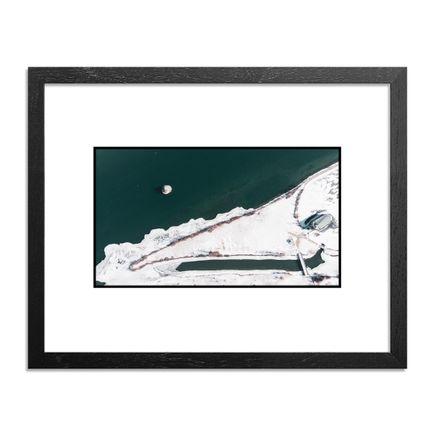 Mike Popso Original Art - Lunar Landing