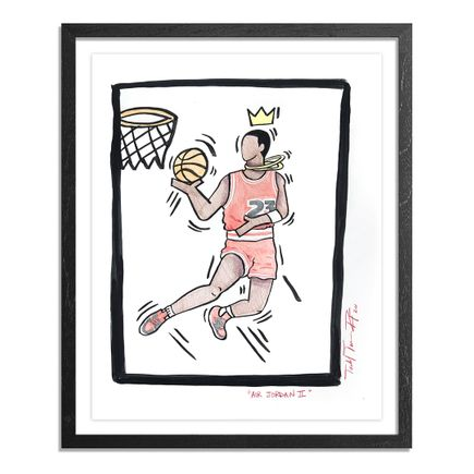 Sheefy Original Art - Air Jordan II - Original Artwork