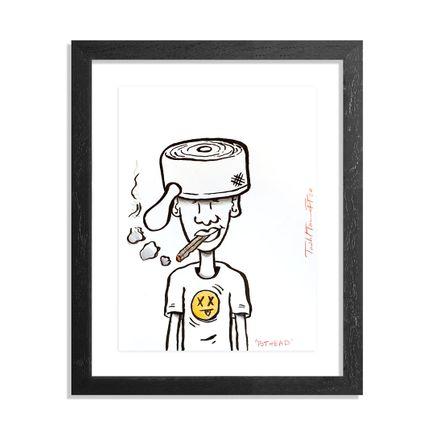 Sheefy Original Art - Pothead - Original Artwork