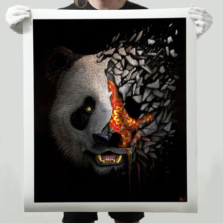 Sonny Art Print - Zouyu - Limited Edition Prints