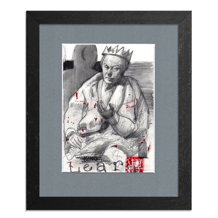 Adam Caldwell Original Art - King Lear