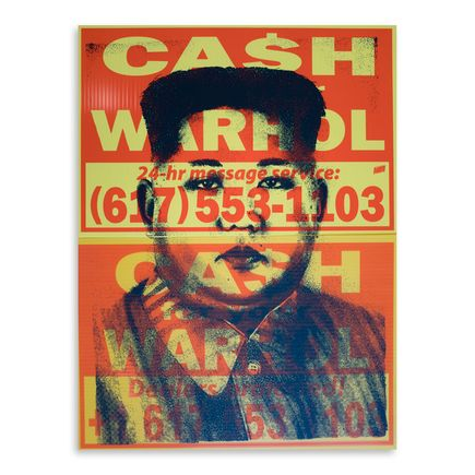 Cash For Your Warhol Art Print - CFYW x Kim.07