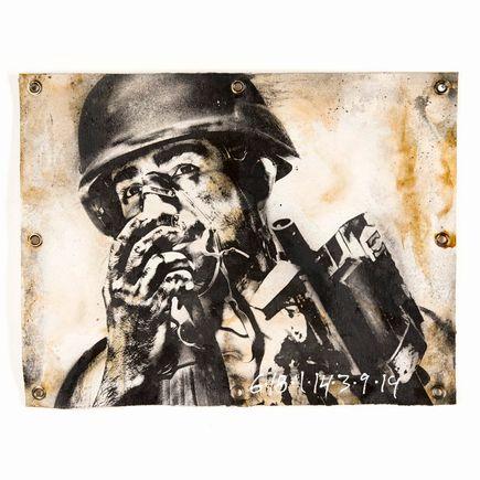 Eddie Colla Original Art - 6 • 18 • 1 • 14 • 3 • 19