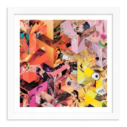 El Cappy Art Print - Joyful - Limited Edition Print