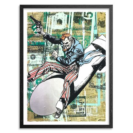 Greg Gossel Art - Funny Money 2-7