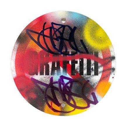 Hael Original Art - Graffiti Banned - V