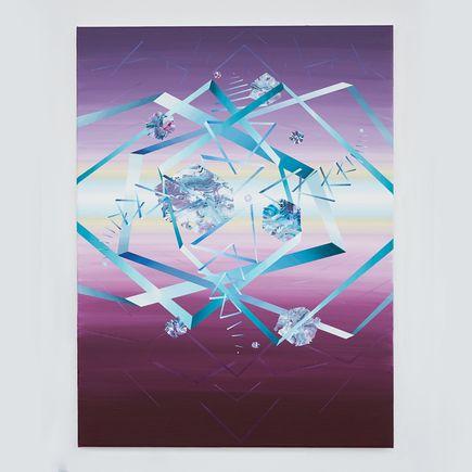 Rebekka Borum Original Art - Shattered Intellect - Original Artwork