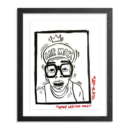 Sheefy Original Art - Spike Lee (Air Max) - Original Artwork