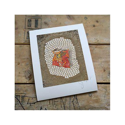 bachor Art Print - Cheetos - 11 x 14 Inches - Open Edition Prints