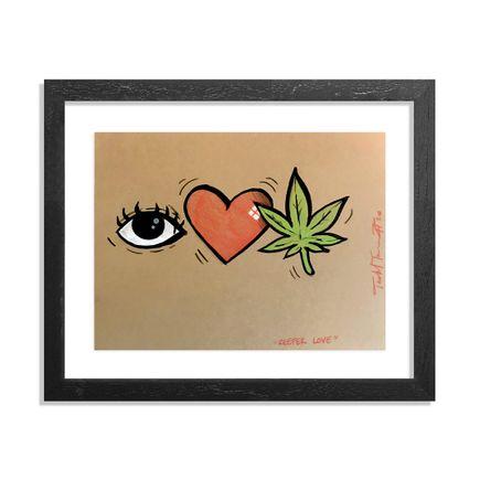Sheefy Original Art - Reefer Love - Original Artwork