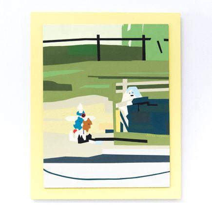 Jesse Kassel Original Art - Original Artwork - Memorial 2