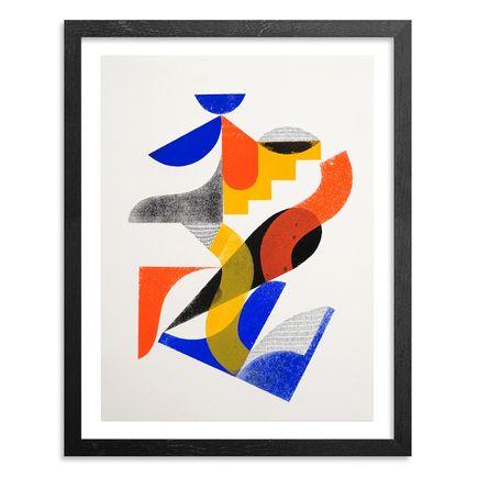 Jessie & Katey Original Art - Monoprint XII - Original Artwork
