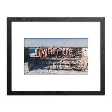 Mike Popso Art Print - The Whittier