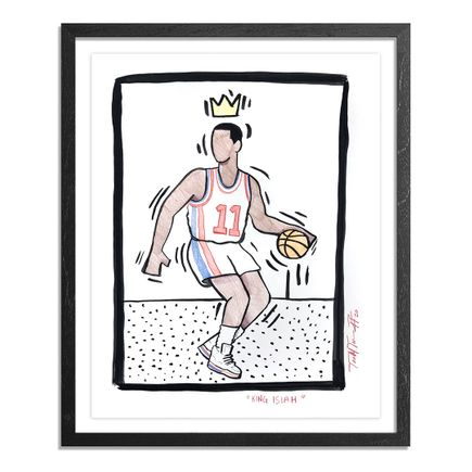 Sheefy Original Art - King Isiah - Original Artwork