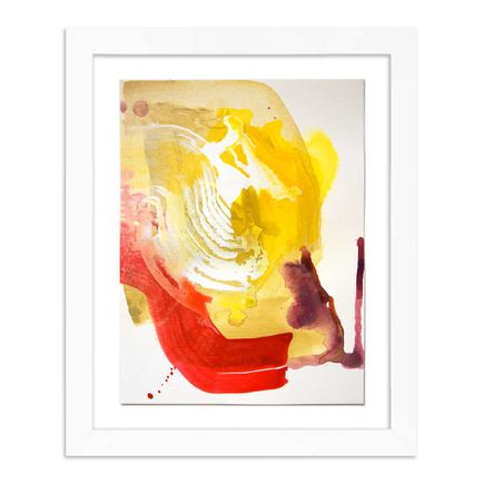 Kevin Ledo Original Art - Small Abstract - 01 - Original Artwork