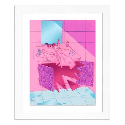 Michael Polakowski Original Art - Shattered