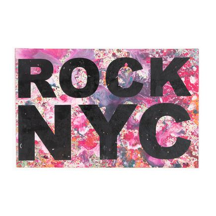 Bobby Hill Art - Rock NYC