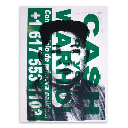 Cash For Your Warhol Art Print - CFYW x Kim.10