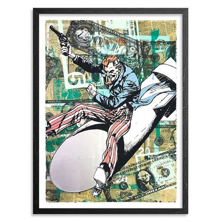 Greg Gossel Art - Funny Money 2-10