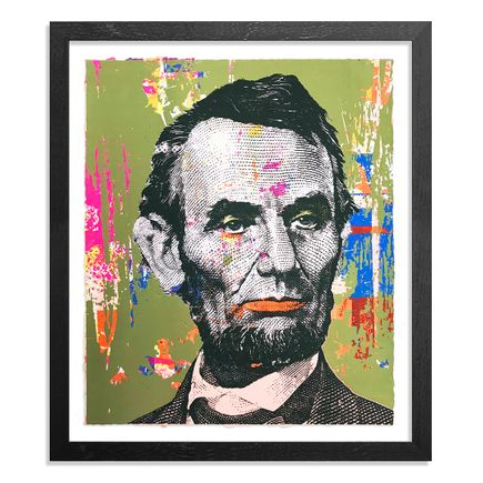 Greg Gossel Art Print - Honest Abe - 10