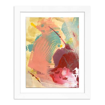 Kevin Ledo Original Art - Small Abstract - 10 - Original Artwork