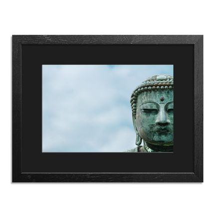 Mike Popso Original Art - Buddha