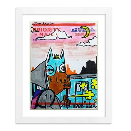 Noxer 907 Original Art - Postal Slap - 10