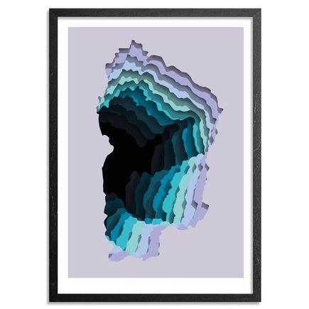 1010 Art Print - Cave II