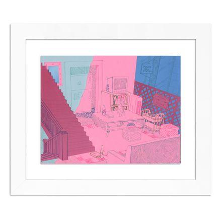 Michael Polakowski Original Art - I'm Finding Space for It
