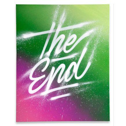 It's A Living Original Art - The End - Original Artwork