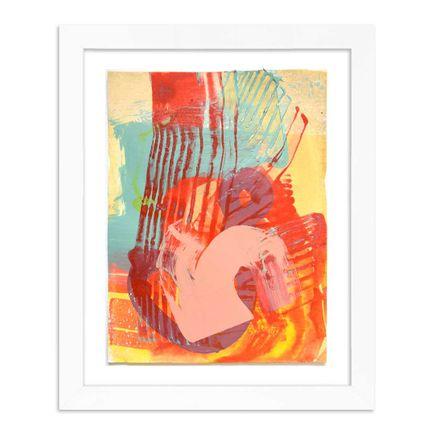 Kevin Ledo Original Art - Small Abstract - 11 - Original Artwork