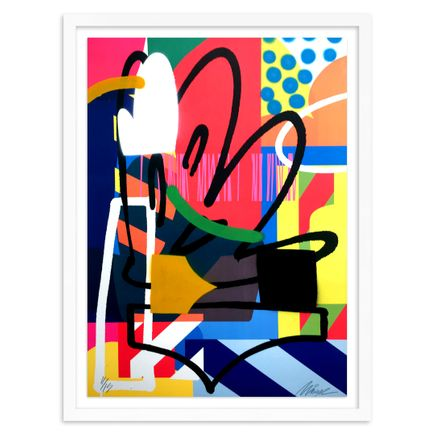 Maser Art Print - 11 of 15 - Ferns And Their Allies - Hand-Embellished Edition