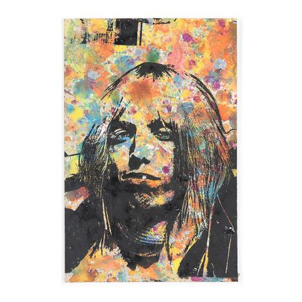 Bobby Hill Art - Tom Petty