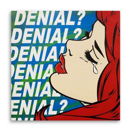 Denial Original Art - Denial! Denial! Denial!