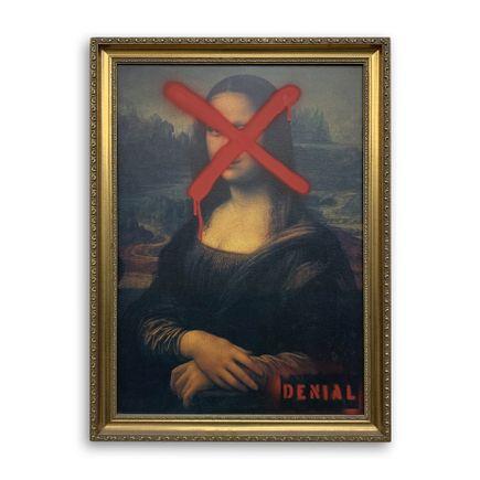 Denial Original Art - No-No Lisa - Original Artwork