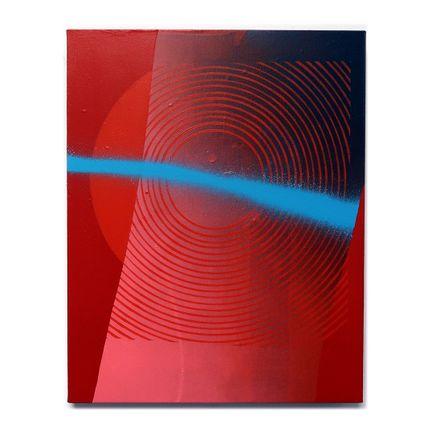 Erik Otto Original Art - Vibrations 02 - Original Artwork