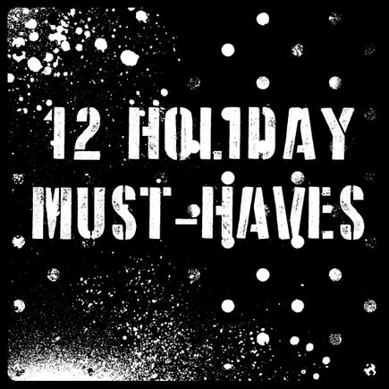 1xRUN Editions Art Print - 12 Holiday Must-Haves!