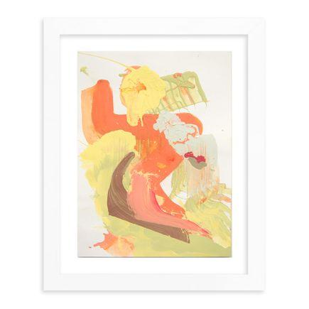 Kevin Ledo Original Art - Small Abstract - 28 - Original Artwork