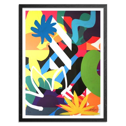 Maser Art Print - 12 of 15 - Habitats - Hand-Painted Edition