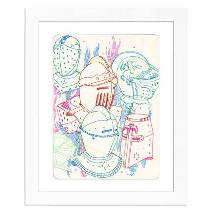 Michael Polakowski Original Art - Safeguard