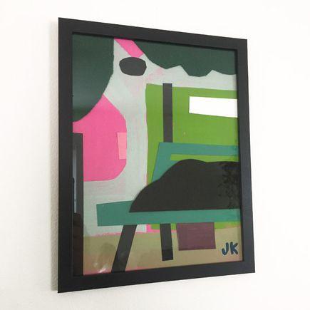 Jesse Kassel Original Art - Original Artwork - Bench Nap