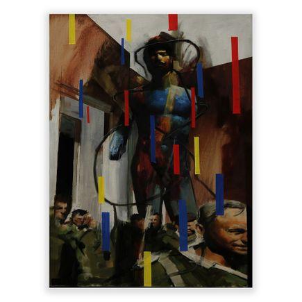 Adam Caldwell Original Art - March - Original Artwork